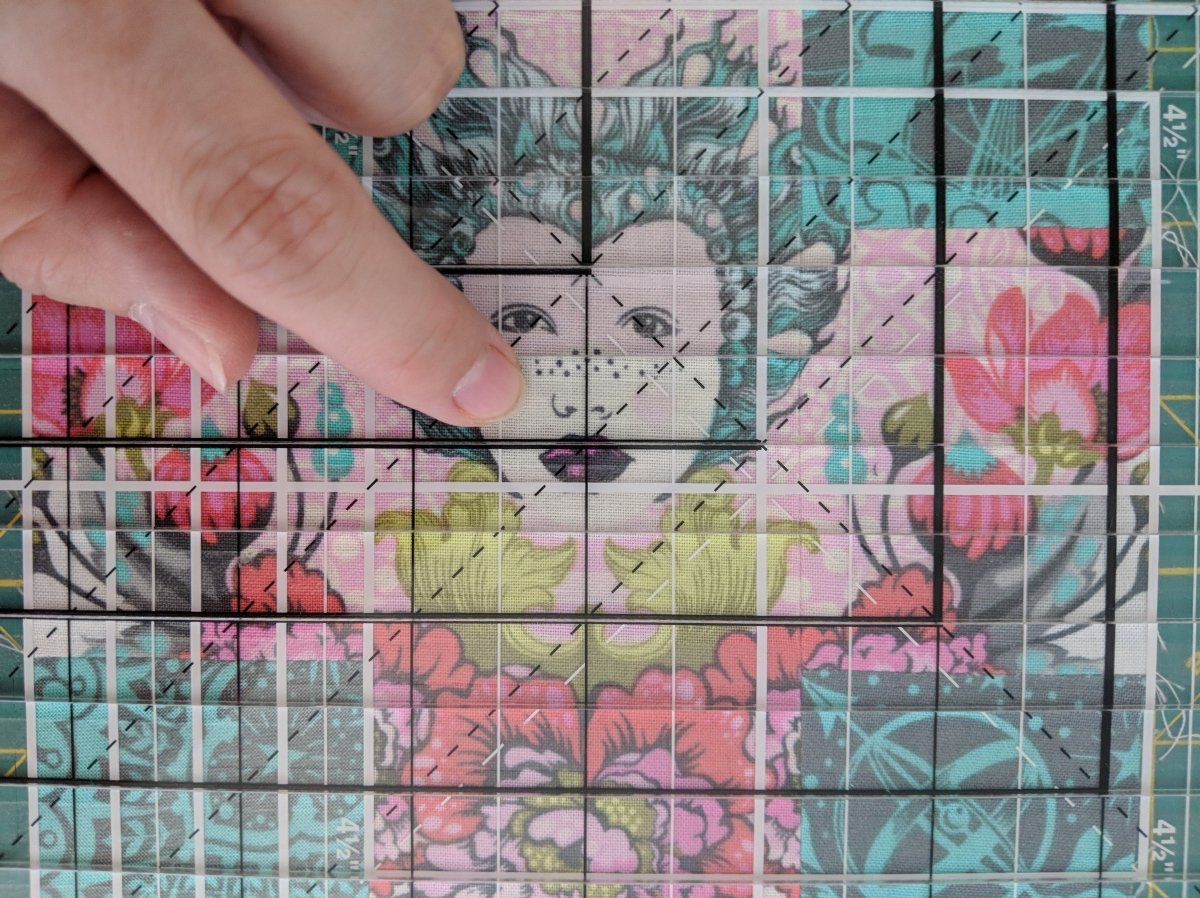Fussy Cutting, Pattern Matching, and How to Look Like a Genius